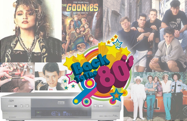 Back to the 80s: What I Loved