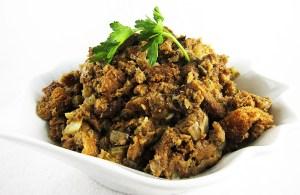 Crockpot Stuffing | www.EatLaughPurr.com
