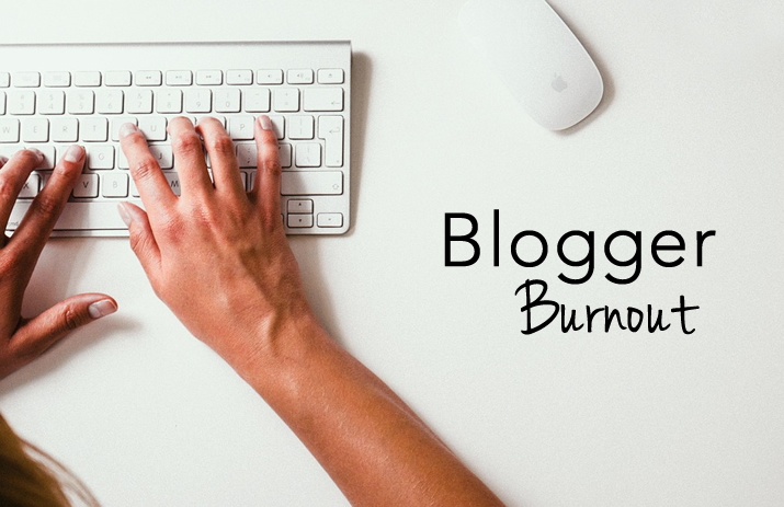 Warning: Blogger Burnout | www.EatLaughPurr.com