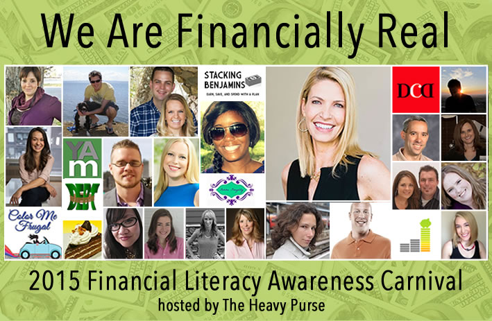 2015 Financial Literacy Awareness Carnival: We Are Financially Real | www.EatLaughPurr.com
