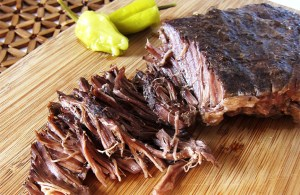 Spicy Roast Beef #Crockpot | www.EatLaughPurr.com