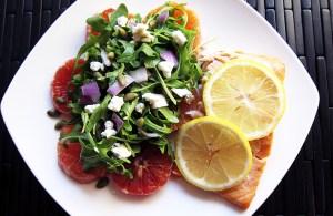 Citrus Winter Salad