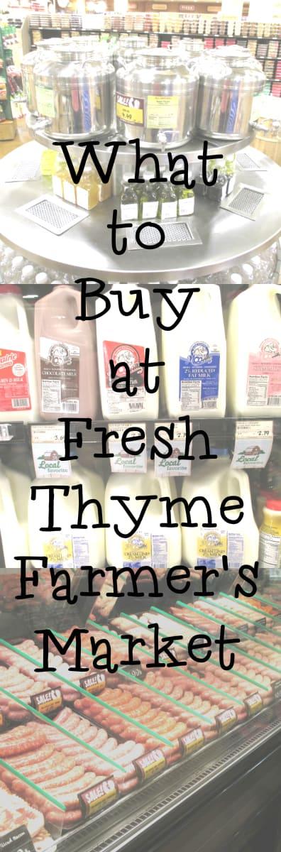 Where Buy Fresh Thyme