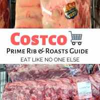Costco Prime Rib & Standing Rib Roast Cost