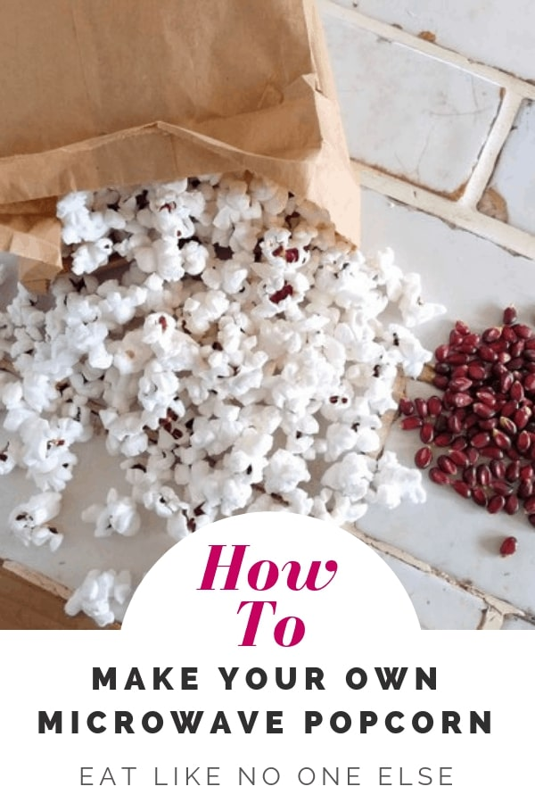 how to make popcorn in microwave eat