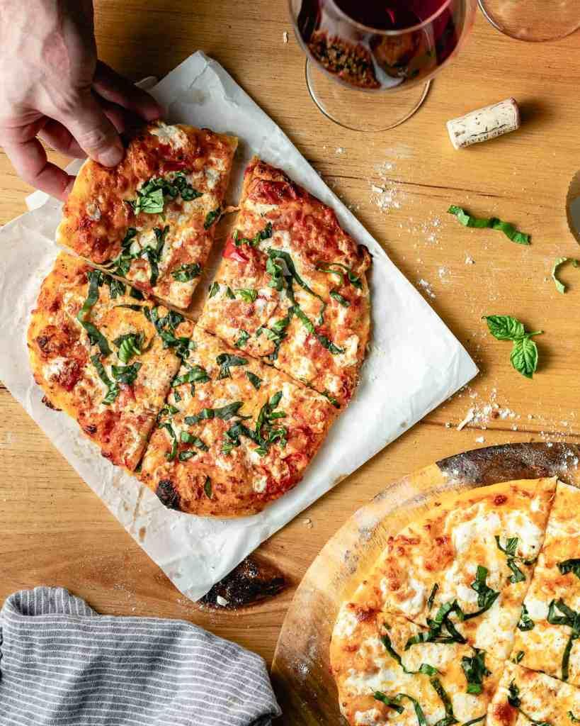 Delicious Margherita Pizza Recips