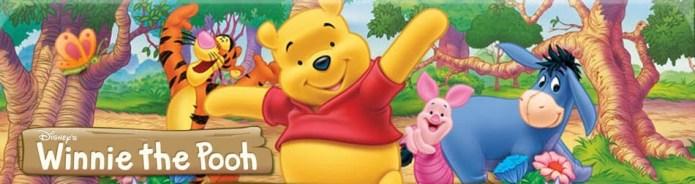 winnie the pooh merchandise