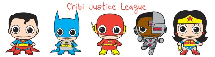 chibi_justice_league