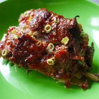 Crockpot Thai Sweet Chili Ribs