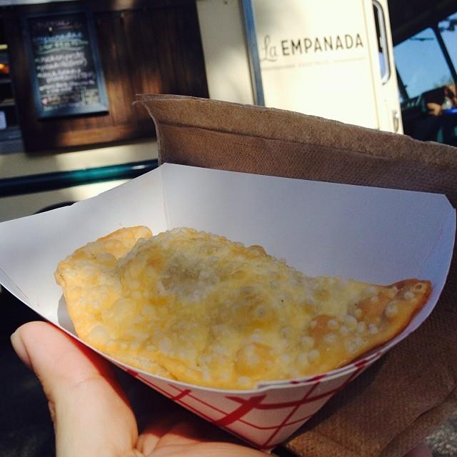 La Empanada Truck Chicken Pesto