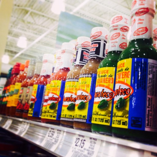 Ethnic Aisle El Yucateco #SauceOn #shop