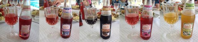 Onli Beverages Lineup