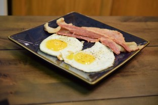 harry potter bacon and eggs