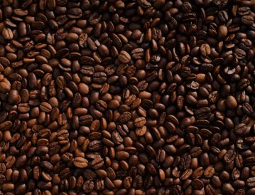 Image of whole roasted coffee beans Tim Ferriss' recommendation