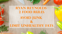Ryan Reynolds Diet and Workout