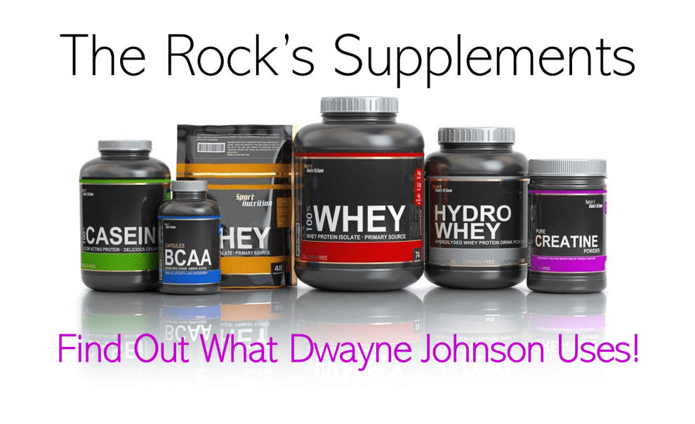 A lineup of supplements you could read about on a blog about healthy food and supplements