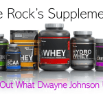 The Rock's Supplements - Find Out What Dwayne Johnson Uses!