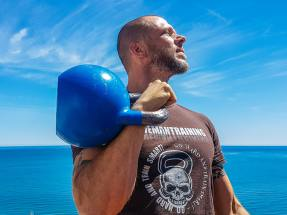10,000 Kettlebell Swing Challenge And More