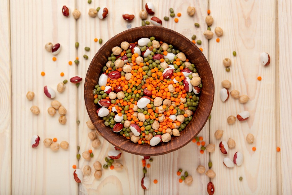pulses for dieting on a budget