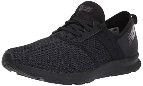 New Balance Women's FuelCore Nergize V1 Sneaker, Black/Magnet,