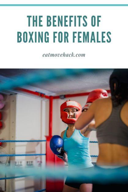 مزایای بوکس برای زنان