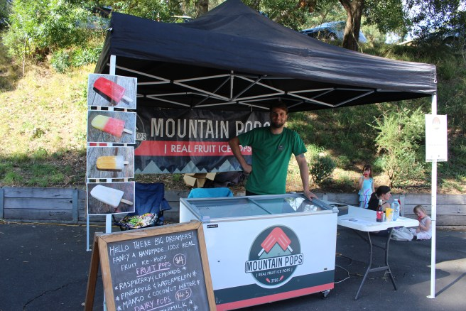 Mountain Pops at Belgrave Big Dreams Market