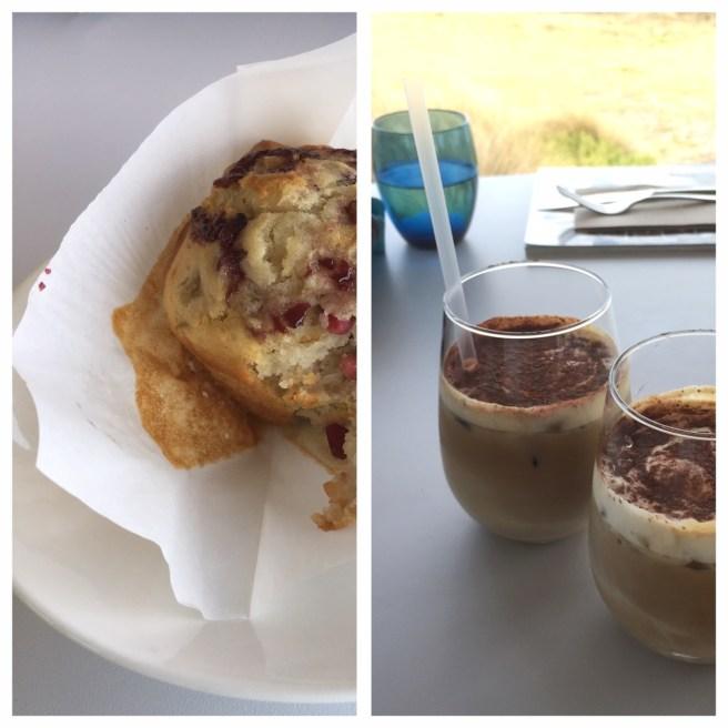 brunch at The Cape Kitchen Phillip Island