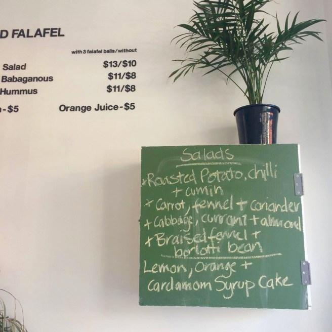 Shuki & Louisa Very Good Falafel