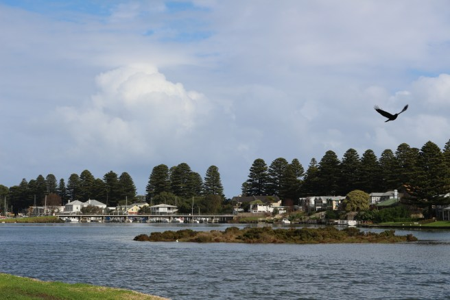 reasons to visit Port Fairy, the beach