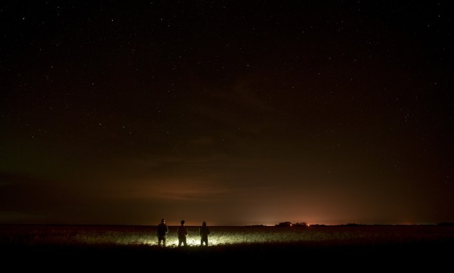 watch the stars for Winter Solstice
