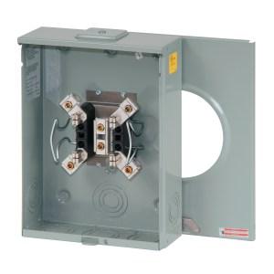 Electric Meter Socket | Meter Mounting Equipment | Eaton