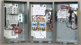 Enclosed Lighting Contactors