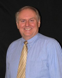REV. JIM WARD : Director of Mission and Ministry