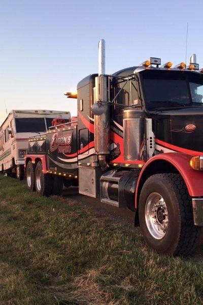 Idaho Falls RV Towing