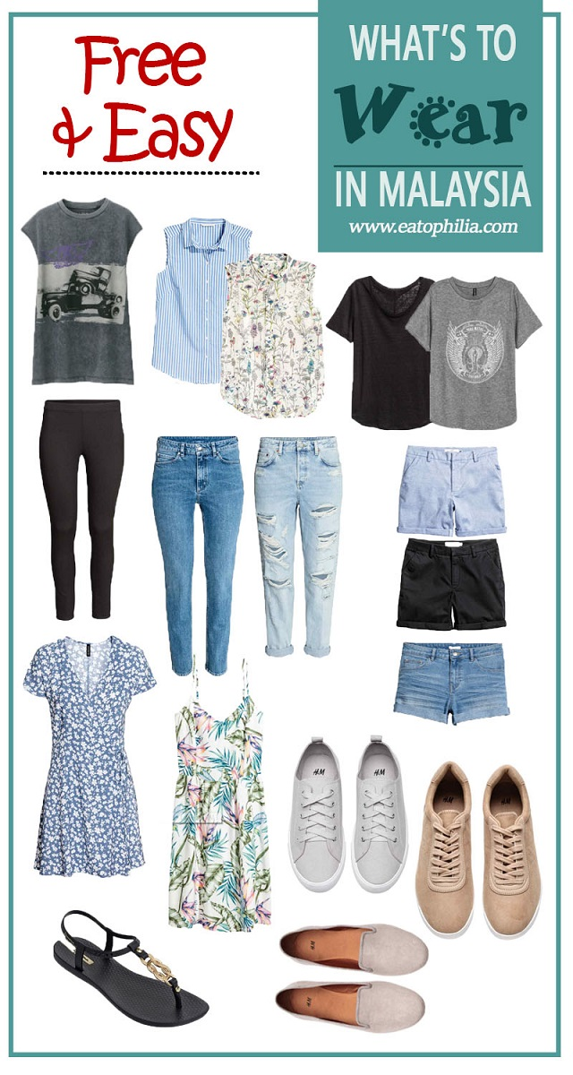 What to Wear in Malaysia