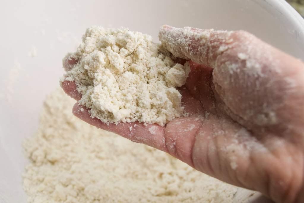 gluten free biscuit flour
