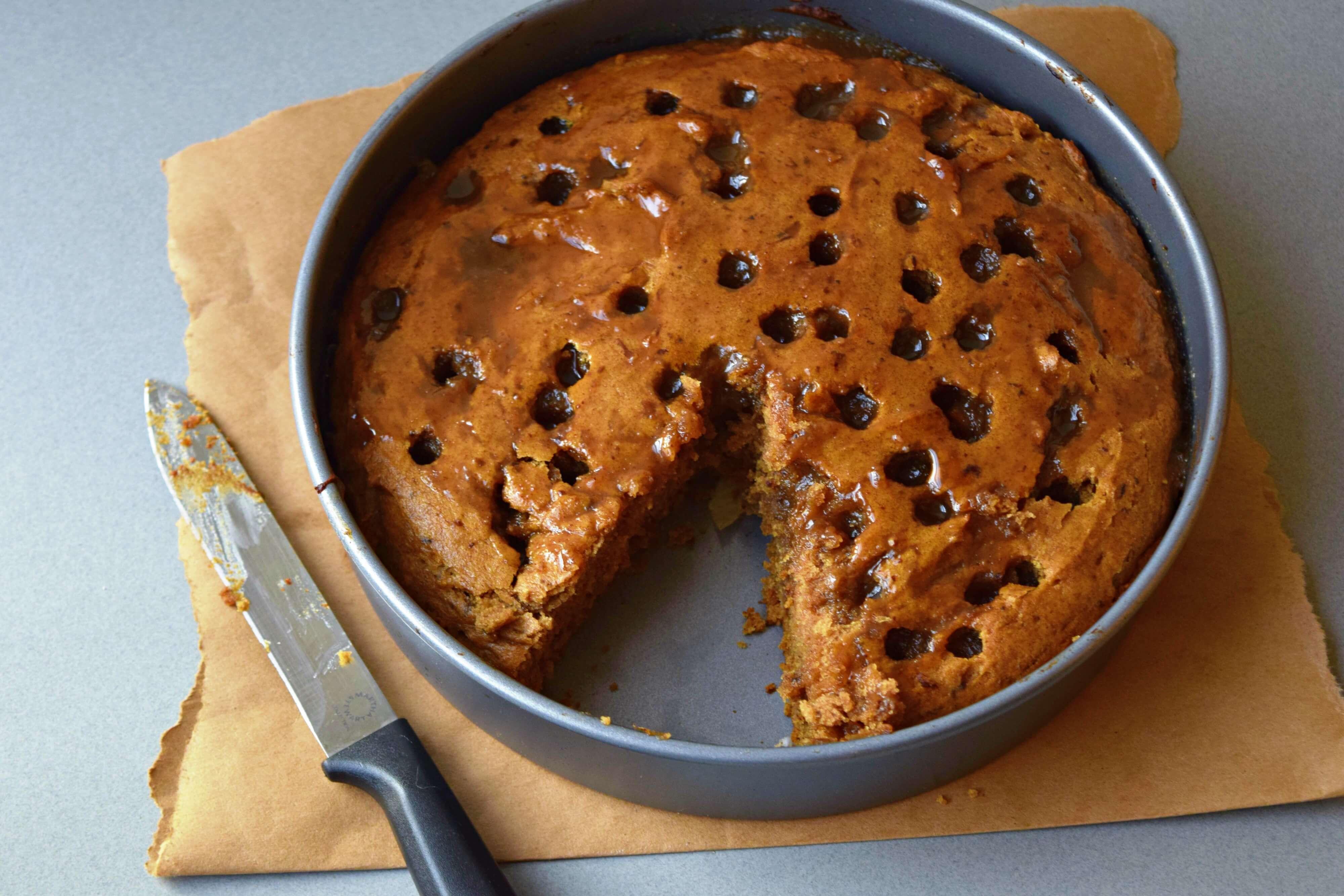 Sticky Date Cake Eatordrink