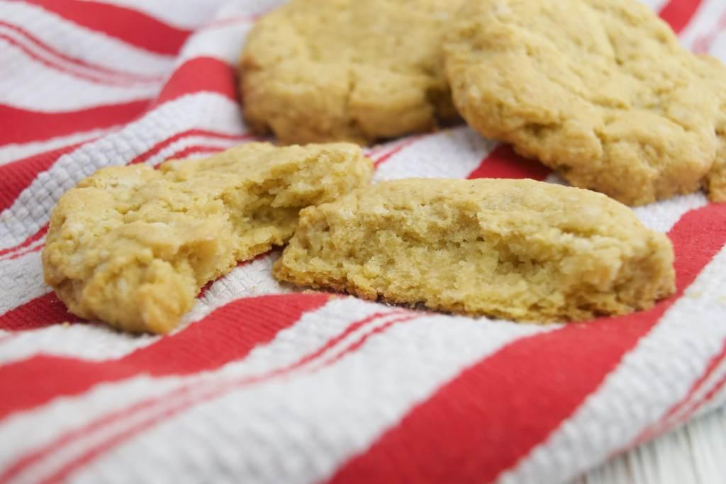 soft gluten free biscuit