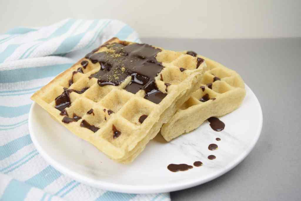 Vegan friendly waffles