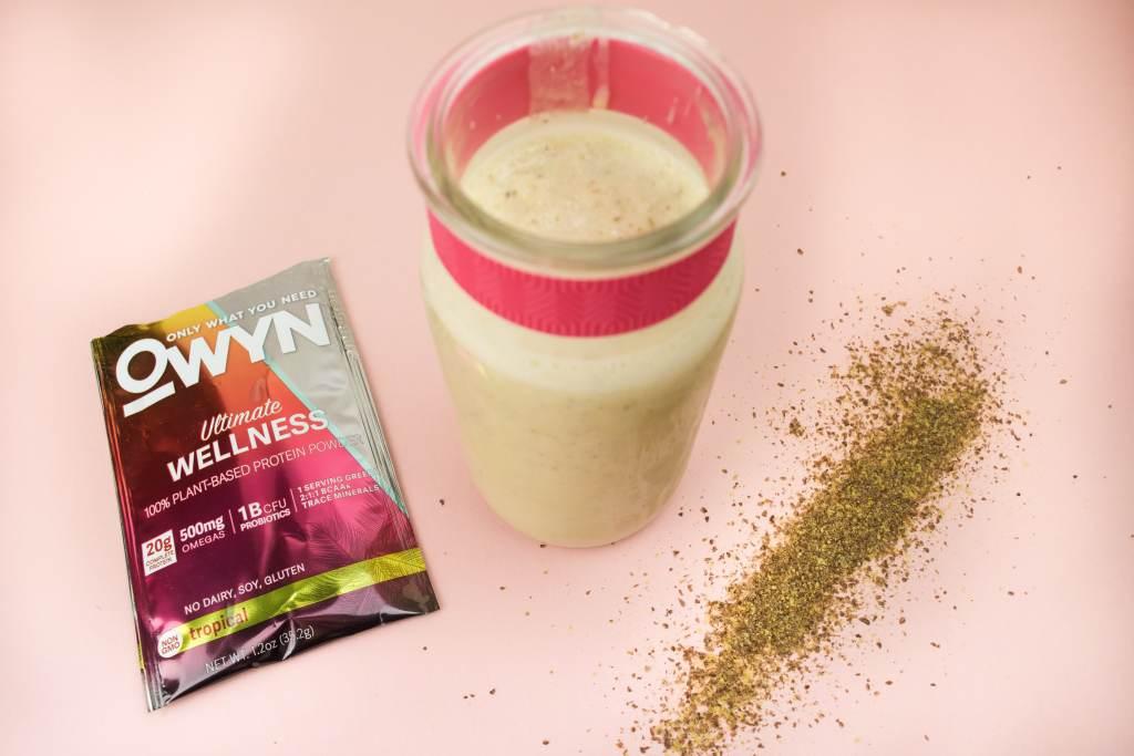dairy free protein shake