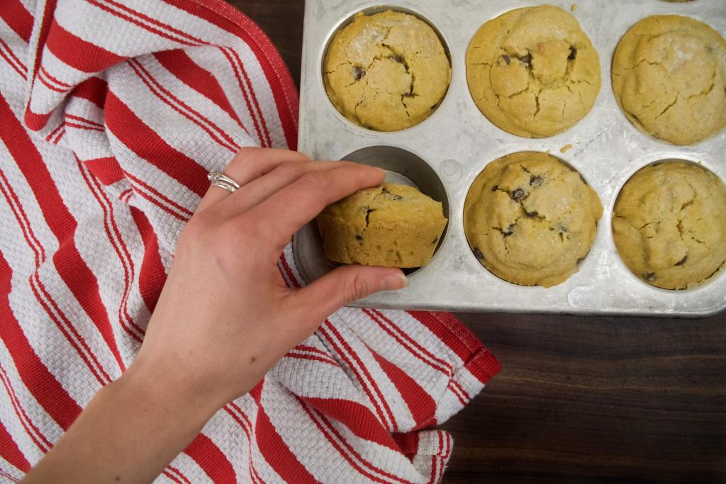 soy free muffin recipe