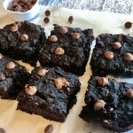 avocado brownies gluten free
