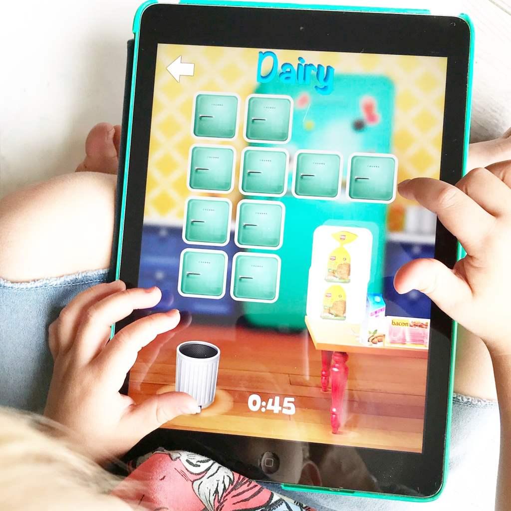 gluten free ipad app