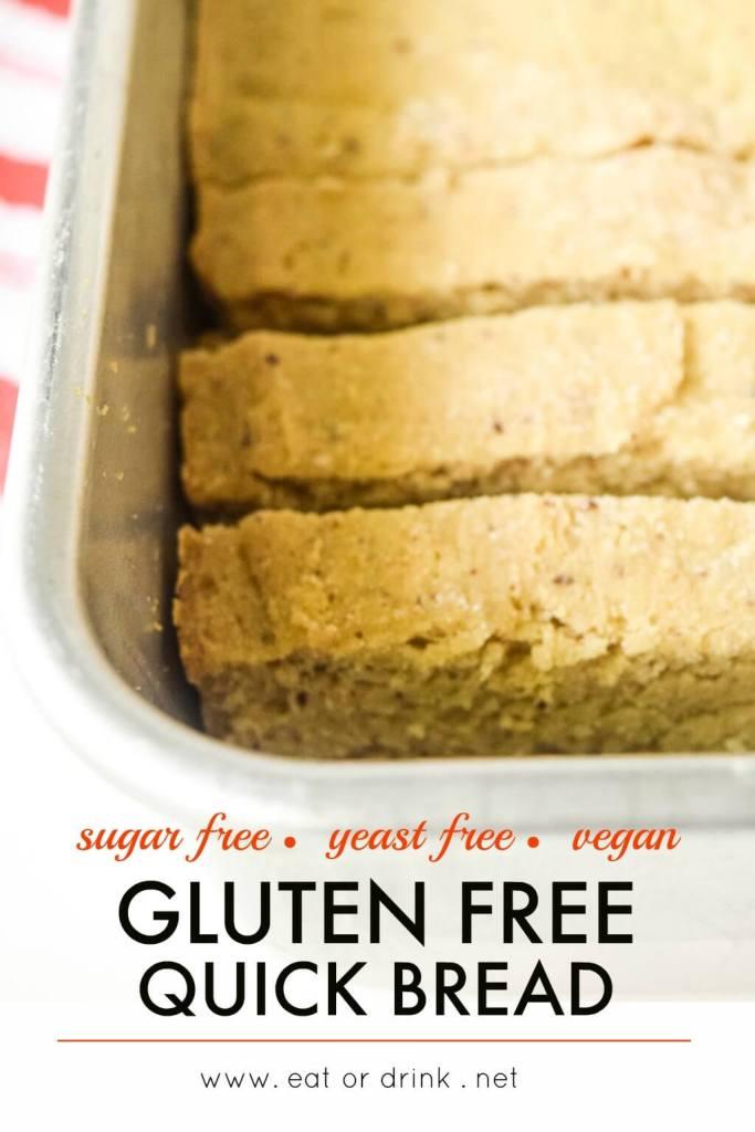 easy gluten free quick bread