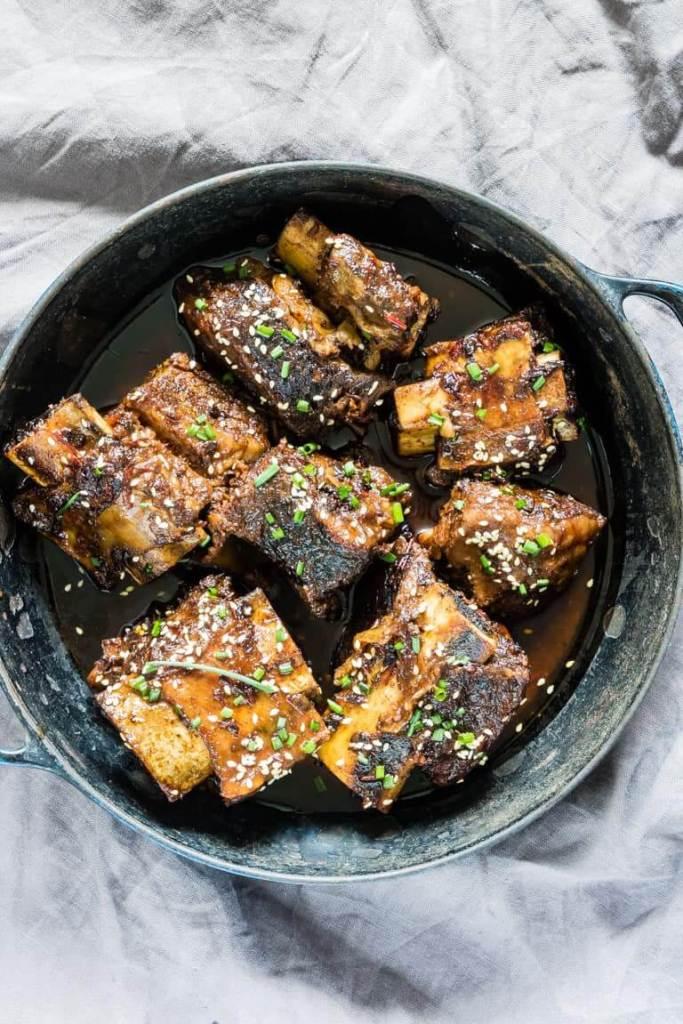 gluten free slow cooker short ribs