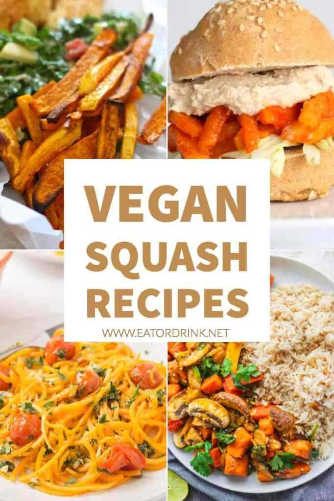 15 vegan squash recipes that are also gluten free