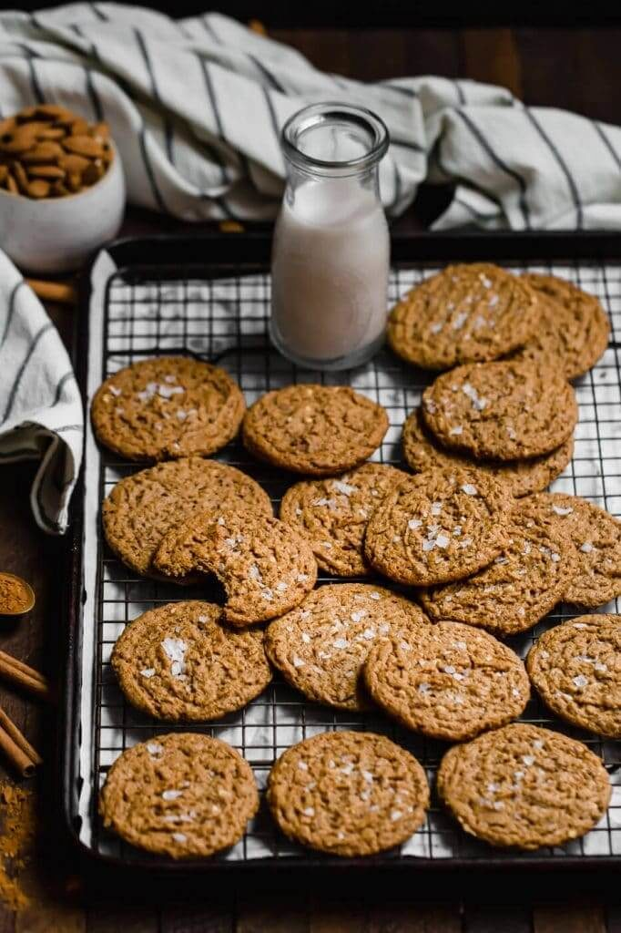gluten free recipes with almond butter