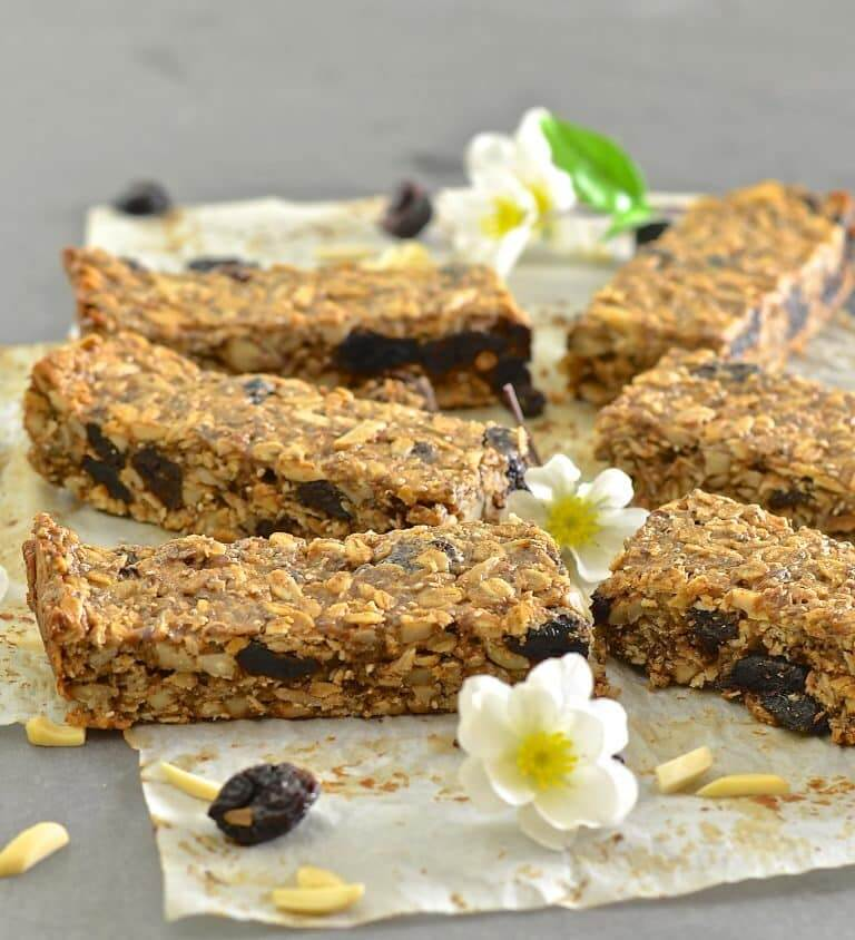 vegan recipes with almond butter
