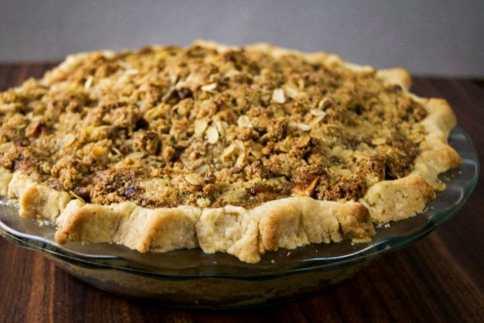 gluten free vegan apple pie recipe
