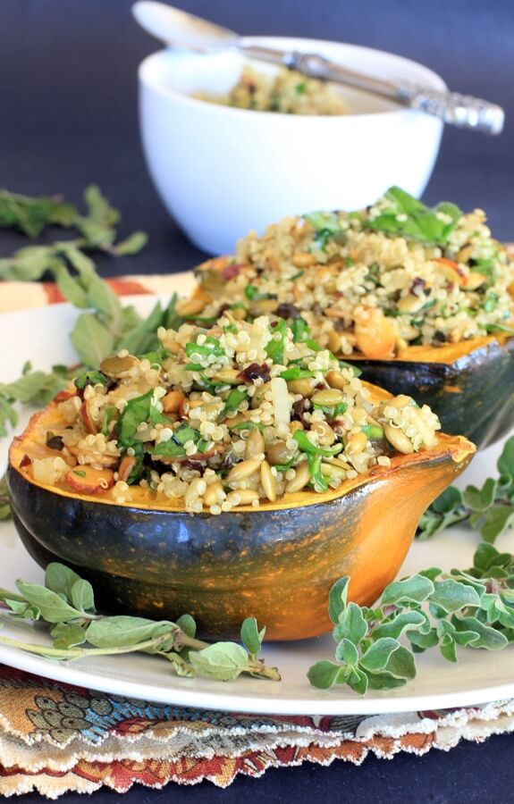 15 vegan squash recipes